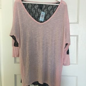Brand New Pink Torrid Shirt